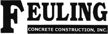 Feuling Concrete Construction, Logo